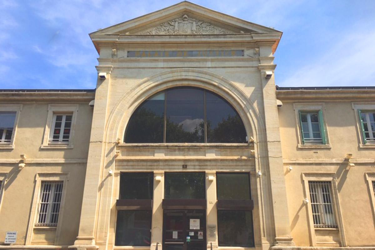 Ales Palais de Justice
